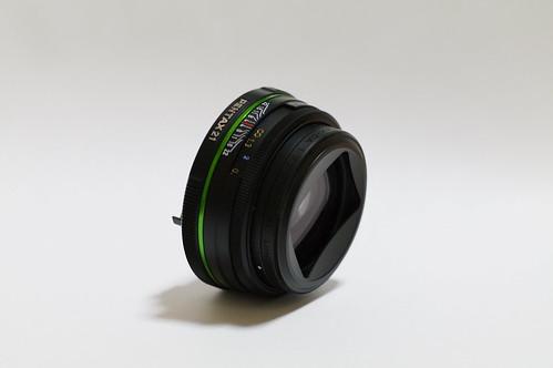 DA21mm F3.2 AL Limited