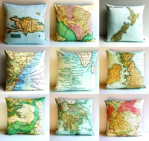 May Cushions by cath @ chunkychooky