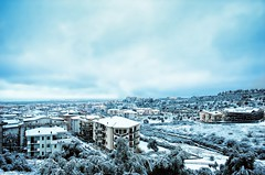 Snow on Rossano