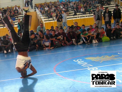 Unvsti event 2011 // battle de breakdance by Pegasus & Co