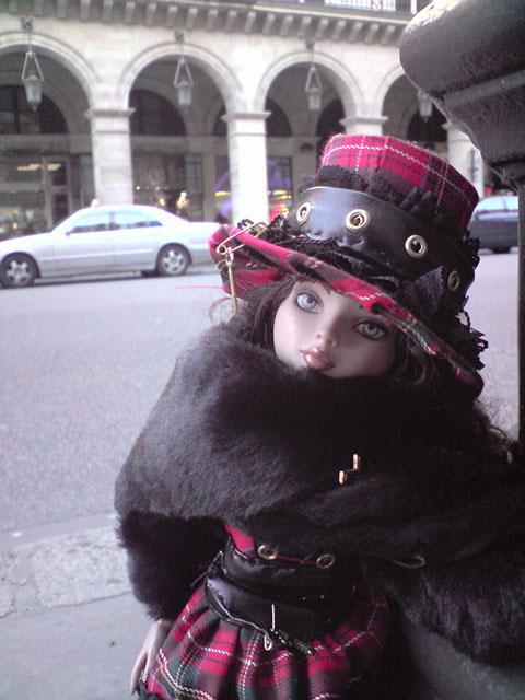 Sarah joue les touristes en solo à Paris 2303020926_9c95e46e21_o