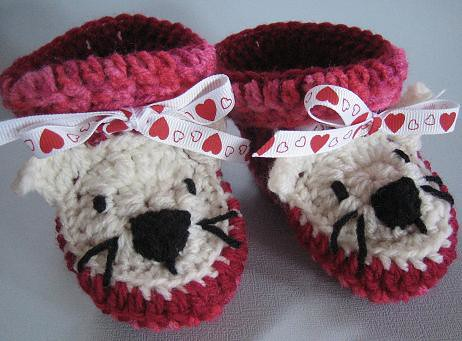 Tasmanian Tiger Booties