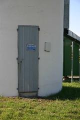 Porta di accesso al pilone