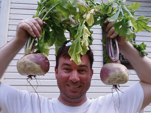 hey, nice turnips!