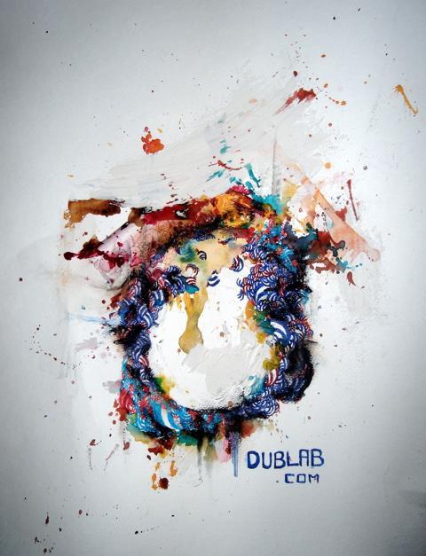dublab painting by <a mce_thref=