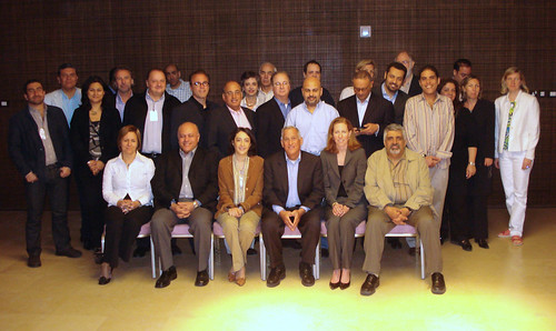 Aspen Dead Sea Conference Group Photo