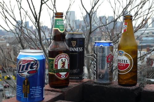Panorama cervecero
