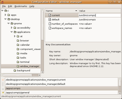 Screenshot-Configuration Editor - window_manager
