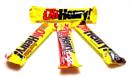 Canadian Oh Henry! (Hershey)