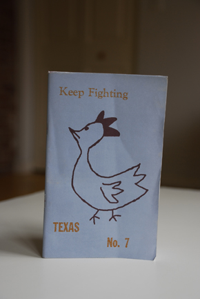 Keep Loving Keep Fighting/I Hate This Part of Texas