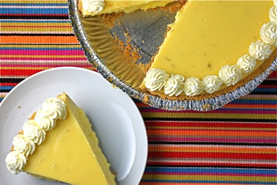 dorie's florida lime pie