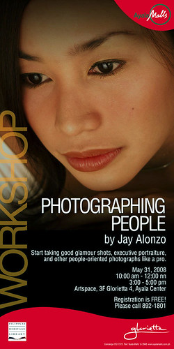 Photographing People by Jay Alonzo
