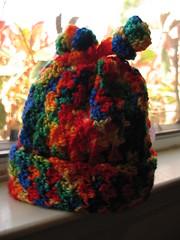 Stretchy Crochet Hat