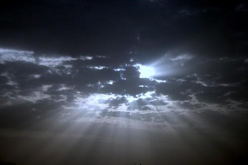 Light from Heaven!