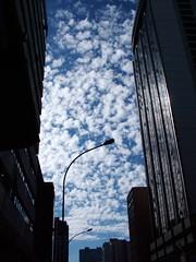 #Explore# Céu de algodão (DeniSomera) Tags: curitiba céudealgodão