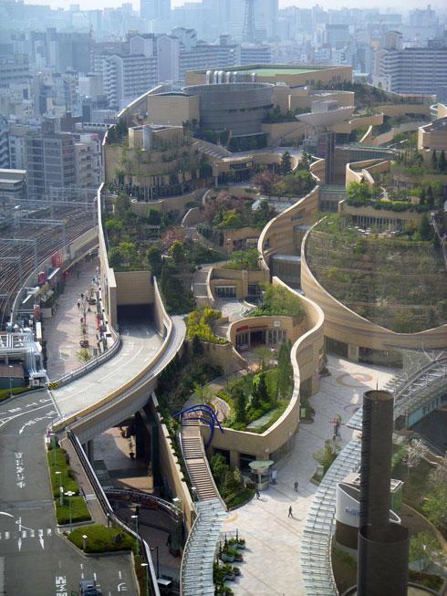2550326499 4003ce93f6 o Amazing Landscape Architecture : Namba Parks