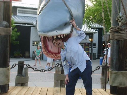 Universal Studios - Jaws