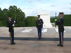 Arlington Cemetery - Changing of the Guards