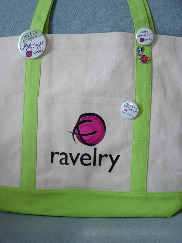 Ravery Tote Bag