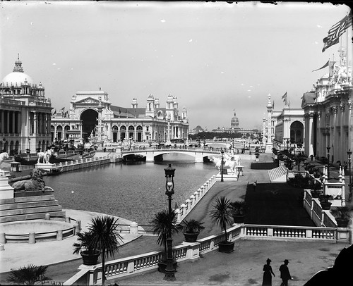 1893 Columbian Exposition, Chicago