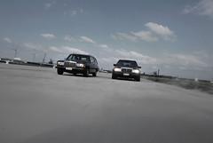 Mercedes-Benz S123 + S124 (Robin Bien) Tags: robin car digital photography mercedes nikon w123 w124 18135 300td tmodell d80 240td s123 s124