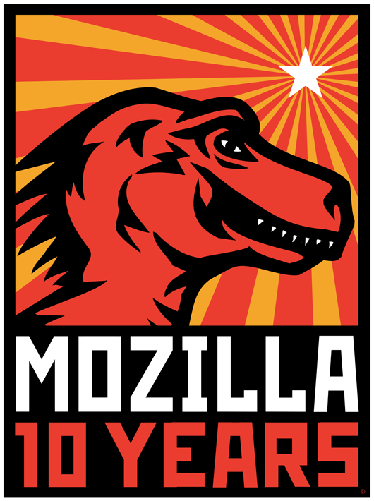 Mozilla: 10 Years (small)