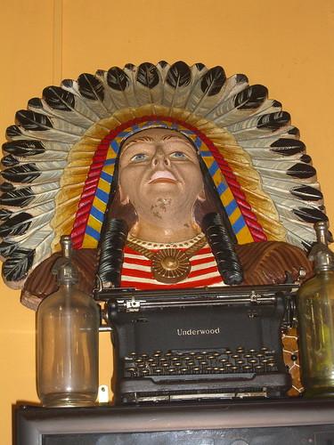 Chief Sits-On-Underwood