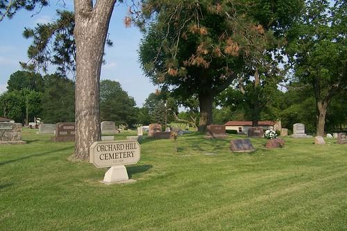 Cemetery, Wanamaker