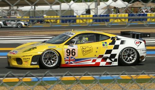 Motorsport - Ferrari F430 GTC