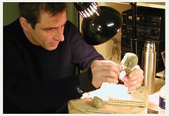 Peter Salmon (Peter Salmon Sculpture) Tags: sculpture art film vancouver culture animation petersalmon