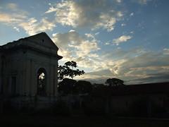 Old Hospital (jo.prah.) Tags: sky granada nicaragua cloudage oldhospital