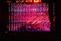 Radiohead live op Hurricane Festival. Foto: Hans Vrijmoed