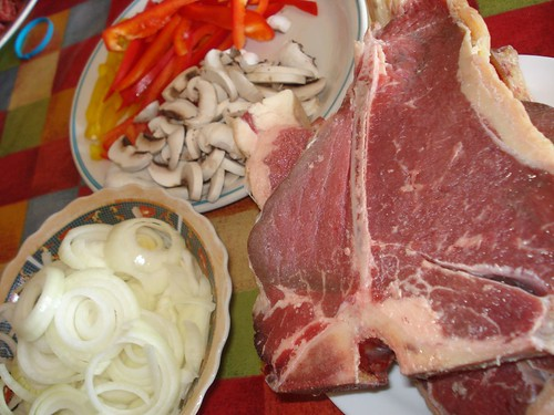 Steaks..