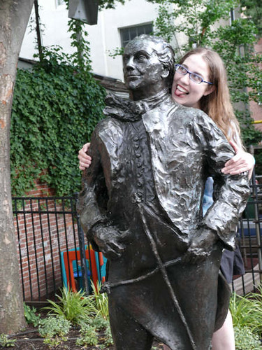 I Molest Ben Franklin