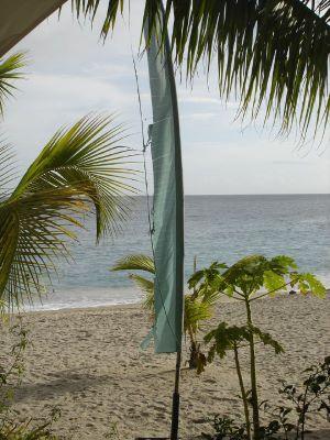 shell beach Gustavia StBarths