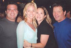 Tony & Linda Elrod, & Princess Babin