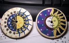 celestial, I and II