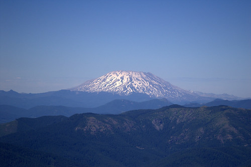 Mt. St. Helens from Silver Star