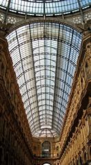 Galleria Vittorio Emanuele-Milano I (TavFactor-Roberta Cerri) Tags: milan fashion architecture italia gallery milano centro cupola dome duomo galleria vittorioemanuele architetture