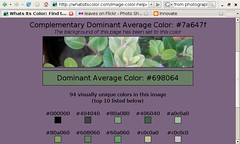 colour scheme generator
