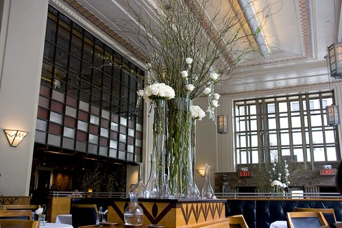 Interior of Eleven Madison Park