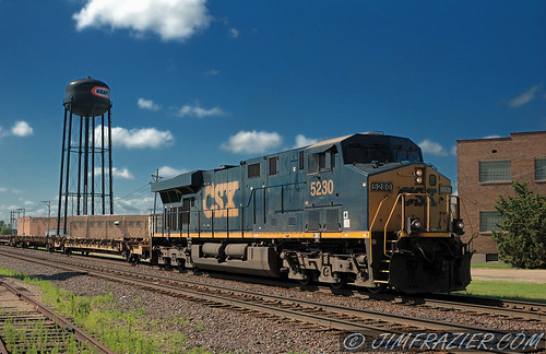 CSX 5280 Eastbound