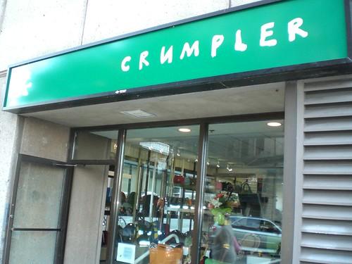 Crumpler Vancouver