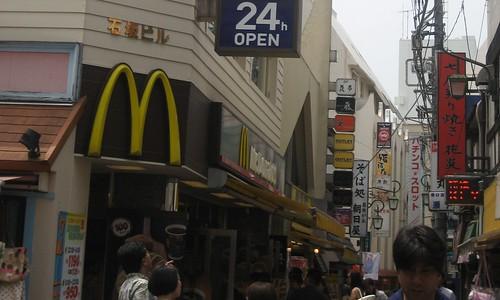Mc also in Tokyo