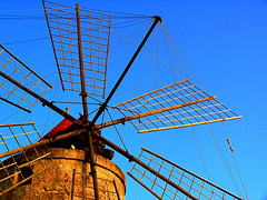 colours of a wind mill at the sunset (Gabrios_LBF) Tags: blue light sunset shadow summer sky west colour bird mill home windmill lines landscape estate wind geometry cielo sicily soe contrasts luce sicilia paesaggio nationalgeographic goldenglobe blueribbonwinner inspiredbylove a bej golddragon mywinner abigfave platinumphoto citrit exemplaryshots theunforgettablepictures newacademy betterthangood goldstaraward dragongoldaward flickrestrellas damniwishidtakenthat