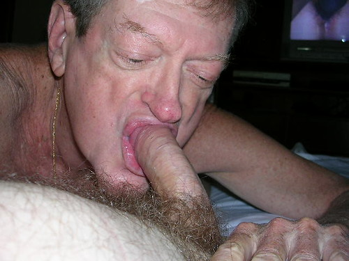 hoes interracial dick sucking cocks pics: granddaddy, gay, older, suck, cock, blowjobs
