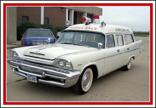225-98 Rare 1958 DeSoto Memphian Ambulance II (Number 11) AS of 10/09/2009 341 Views