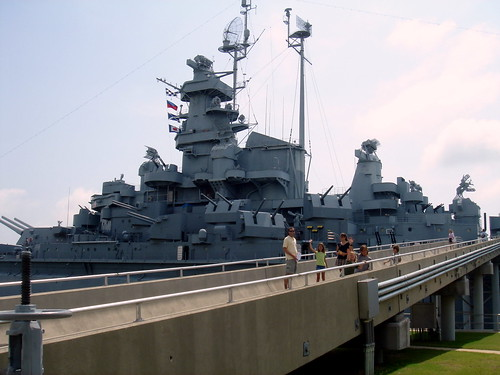 USS Alabama - Mobile