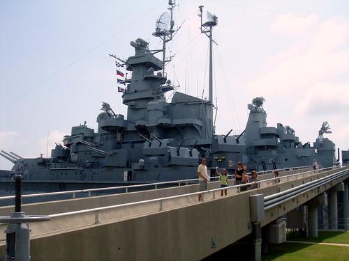 USS Alabama - Mobile