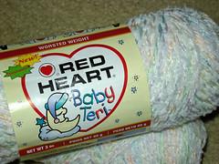 Ravelry Red Heart Baby Teri Print